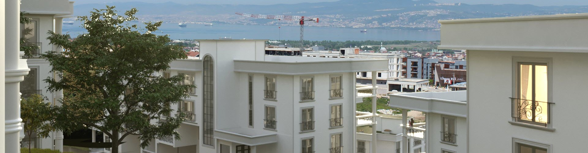 Izmit Real Estate Properties Investment RP215K