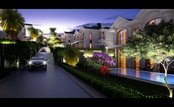 GET MINGLED WITH NATURE IN A MARVELOUS PRIVATE VILLA PROJECT IZMIT 04
