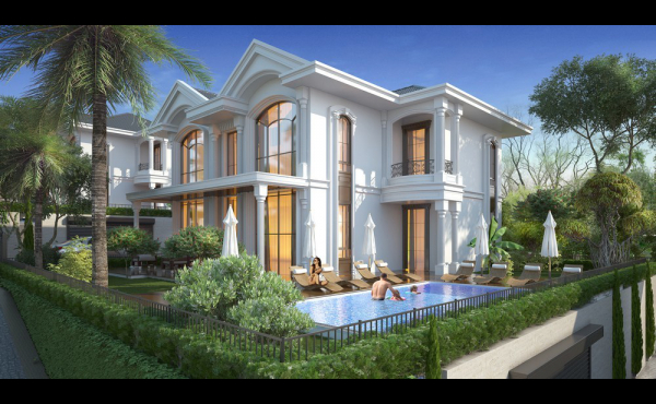GET MINGLED WITH NATURE IN A MARVELOUS PRIVATE VILLA PROJECT IZMIT 10