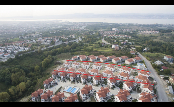 GET MINGLED WITH NATURE IN A MARVELOUS PRIVATE VILLA PROJECT IZMIT 14