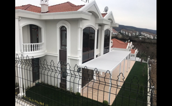 GET MINGLED WITH NATURE IN A MARVELOUS PRIVATE VILLA PROJECT IZMIT 18