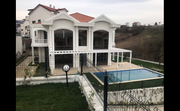 GET MINGLED WITH NATURE IN A MARVELOUS PRIVATE VILLA PROJECT IZMIT 30
